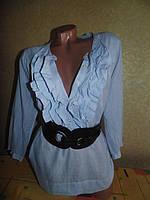 Блуза Н&М(оригинал) 100%хлопок,можно беременны