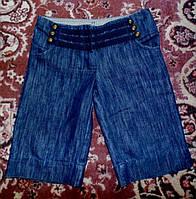 Модные джинсовые шорты Next 40р