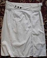 Шикарная летняя легкая юбка 46р,сост отличное