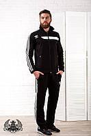 Мужской спортивный костюм без капюшона
