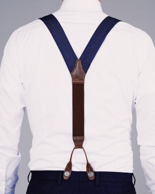 Подтяжки для рубашек своими руками