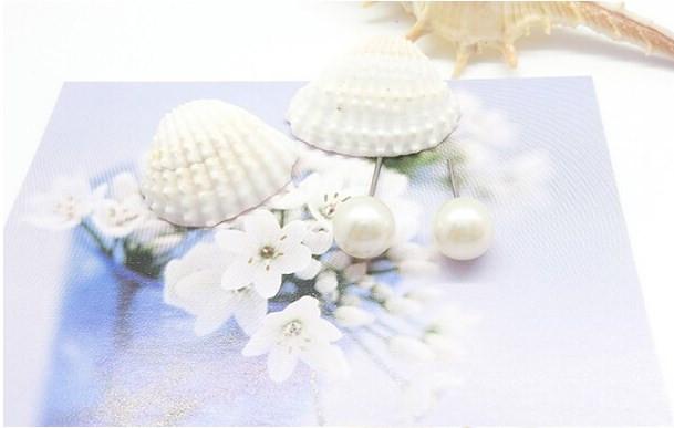 Сережки Жемчужинки- нежные))