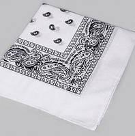 Бандана платок 54х54 см! 100% ХЛОПОК