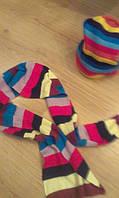 Фирменный оригинальный комплект шапочка и шарфик