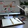 10 светодиодов USB ультра яркая гибкая лампа