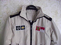 FERRARI куртка для мальчика 5-6 лет (116 см)