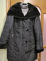 Пальто Большого Размера Натуральный Мех Кролика!!!