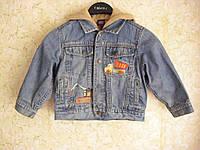 NEXT куртка джинсовая для мальчика 2-3 лет (98 см)