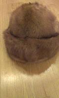Натуральная меховая норковая шапка. ОЧЕНЬ ТЕПЛАЯ