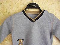 GEGRGE кофта свитер для ребенка 9-12 мес