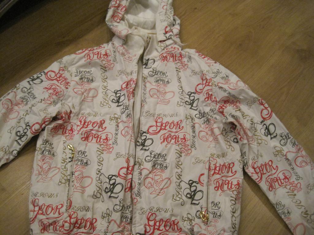 Двухсторонняя классная молодежная курточка