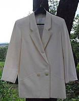 Пиджак жакет женский шерсть (M)