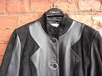 ALPINA-J куртка кожаная пиджак НАТУРАЛЬНАЯ КОЖА