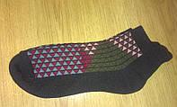 Носки женские укороченные Хлопок 97+ эластан 3