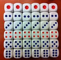 Кубики для игр - 10 штук