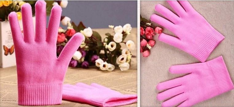 Гелевые Увлажняющие SPA-перчатки