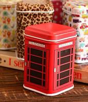 Сувенирная+функциональная баночка банка для чая ил