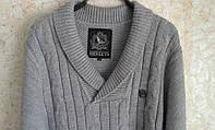 HENLEYS теплый свитер шерсть ОРИГИНАЛ (М)