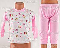Детская пижама на девочку интерлок AYL D01 6-R