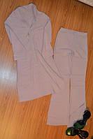 Костюм: брюки и длинный пиджак