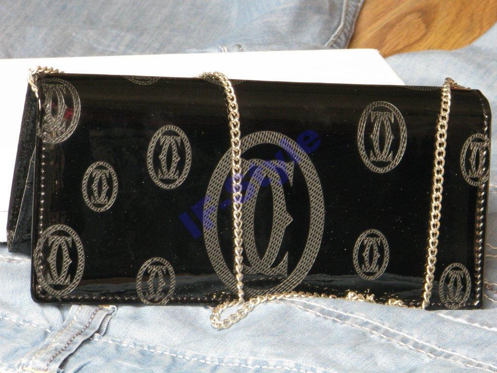 Кошелек Клатч Cartier.