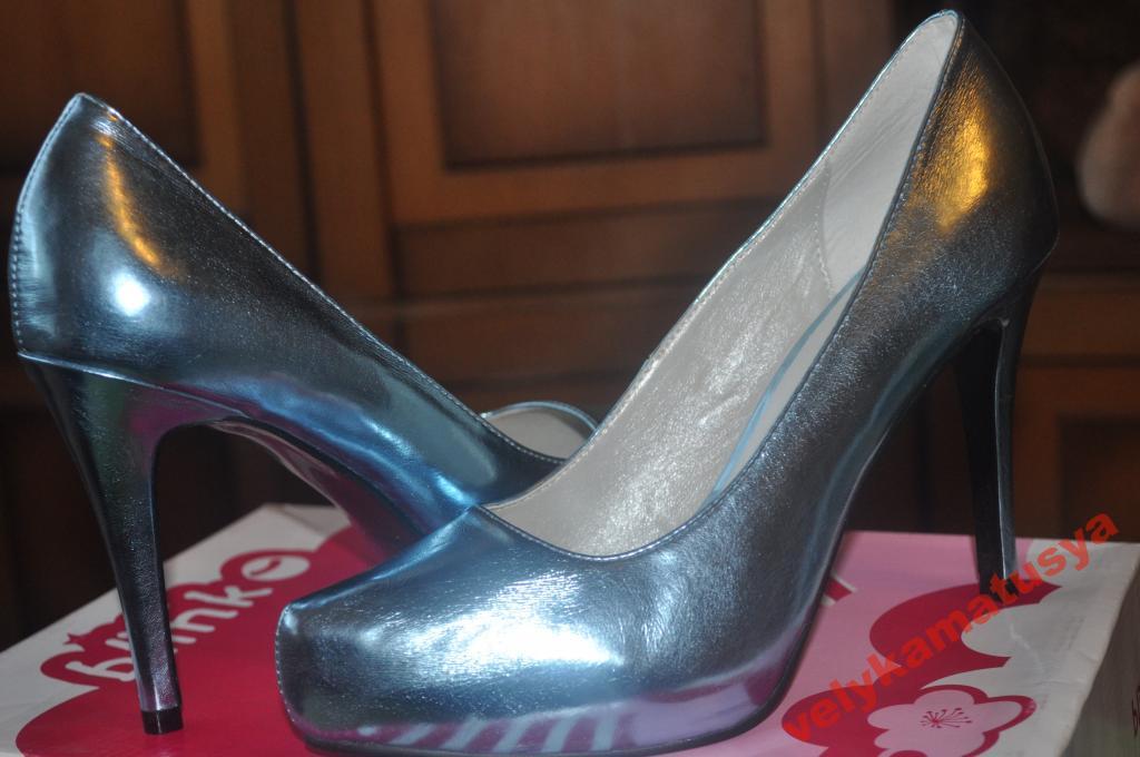 Очень красивые, нарядные туфли