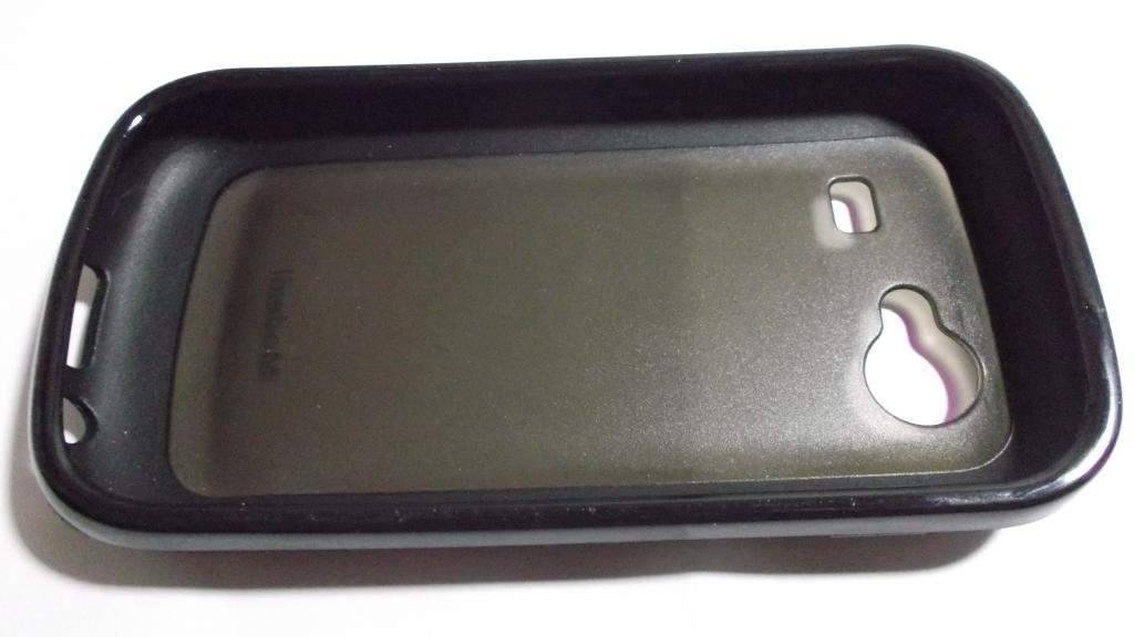 Футляр - силикон .SAMSUNG i9020  bl.--