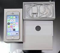 Apple iPhone 5S 32Gb Gold Neverlock Оригинал