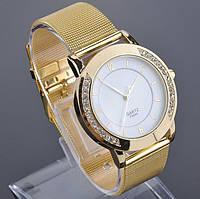 Отличные часы Libai на золотом ремешке. Стильные часы для женщин. Хорошее качество. Купить онлайн. Код: КДН757