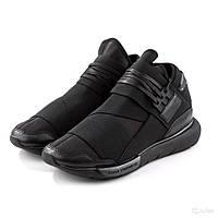 Кроссовки Adidas Y-3 Qasa Racer High (Triple Black)