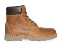 Ботинки FILA р 41.Демисезонные кожанные ботинки