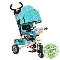 Детский трехколесный велосипед Profi Trike FX 0054 Фиксики