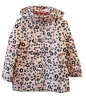 Куртка детская на девочку губы