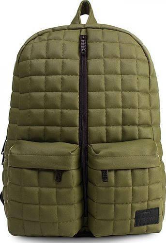 Эргономичный городской рюкзак 10 л. Fusion Khakintosh, темно-зеленый