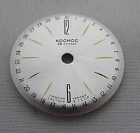 Циферблат для часов Космос. Часы Космос.
