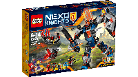 Lego Nexo Knights Робот Чёрный рыцарь 70326