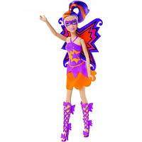 Кукла Barbie Барби - Супергерой, из серии Супер Принцесса Mattel