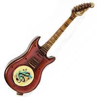 Эксклюзивный подарок гитаристу. Шоколадная гитара