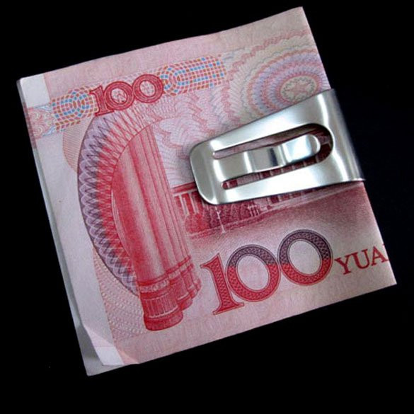Зажим для денег Steel Money