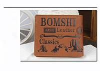 Мужской кошелек BOMSHI портмоне, бумажник
