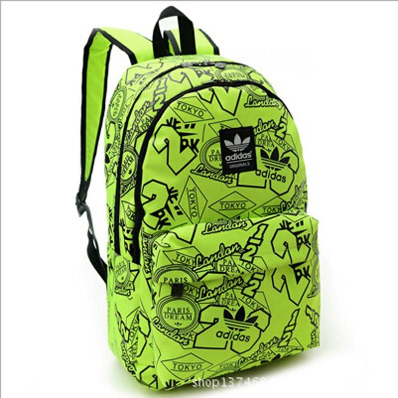 Рюкзак городской Adidas City light green