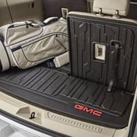 Складной коврик в багажник GMC Acadia 2017 новые оригинальный
