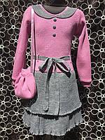 "Платье ""Бланка""2,размеры 104 - 134 см"