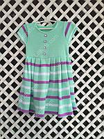 """Платье двойка """"Малышка"""",размеры 92 - 110 см"""