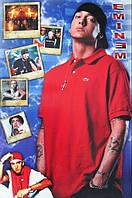 Eminem плакат