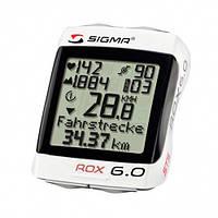 Велокомпьютер ROX 6.0 Sigma Sport