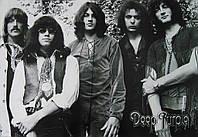 Deep Purple плакат
