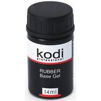 Каучуковая основа, база Kodi Professional Rubber Base для гель-лака, 14 мл