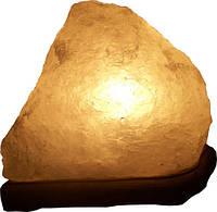 Артемовск Соляной светильник Скала 4 - 5 кг обычная лампа