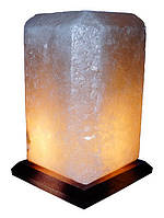 Артемовск Соляной светильник Прямоугольник 4 - 5 кг обычная лампа